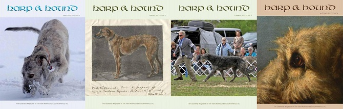 Harp and Hound Covers
